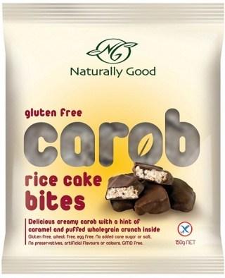 Naturally Good Carob Rice Bite   150gm