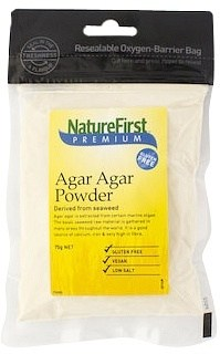 Nature First Agar Agar 75g