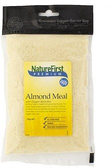 Nature First Almond Meal OA* 125g