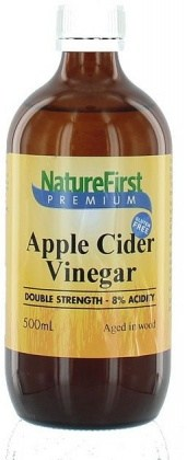 Nature First Apple Cider - Double Strength 500ml