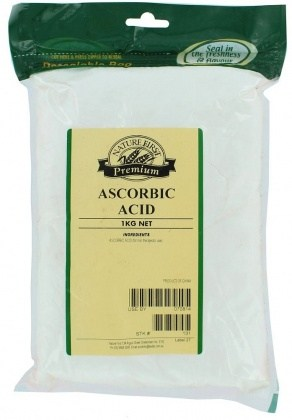 Nature First Ascorbic Acid Powder 1kg