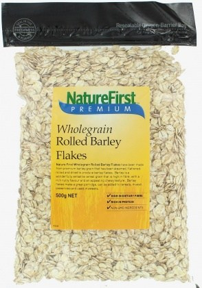 Nature First Barley Flakes Rolled 500gm