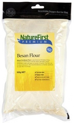Nature First Besan Flour 500g