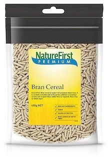 Nature First Bran Cereal 400g