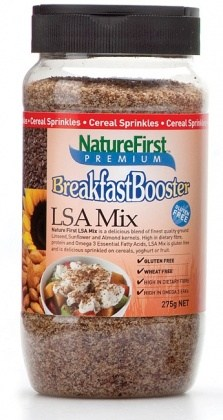 Nature First Breakfast BoosterLSA Mix Shaker 275g