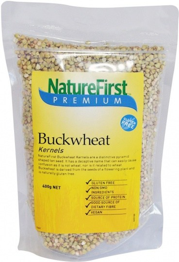 Nature First Buckwheat Kernals 400g