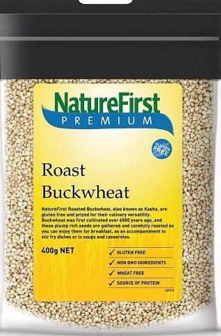 Nature First Buckwheat Roast 400gm