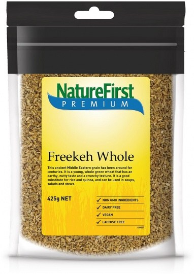 Nature First Freekeh Whole 425g