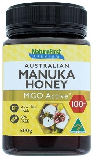 Nature First Honey Manuka (AU) MGO Active 100+  500g