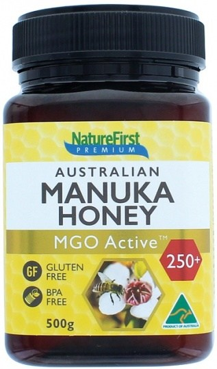 Nature First Honey Manuka (AU) MGO Active 250+  500g
