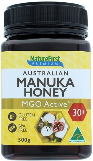 Nature First Honey Manuka (AU) MGO Active 30+  500g