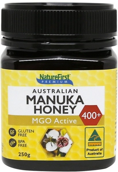 Nature First Honey Manuka (AU) MGO Active 400+ 250g
