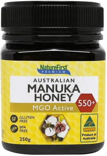 Nature First Honey Manuka (AU) MGO Active 550+ 250g