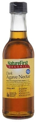 Nature First Organic Agave Dark 250ml