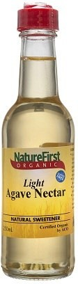 Nature First Organic Agave Light 250ml