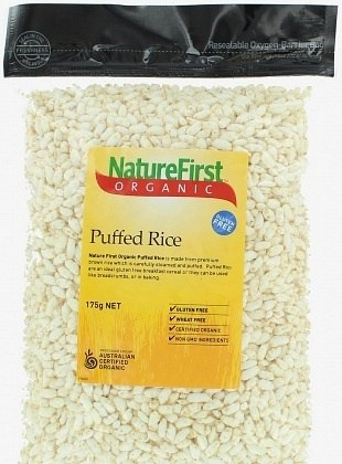 Nature First Organic  Puffed  Rice 125gm