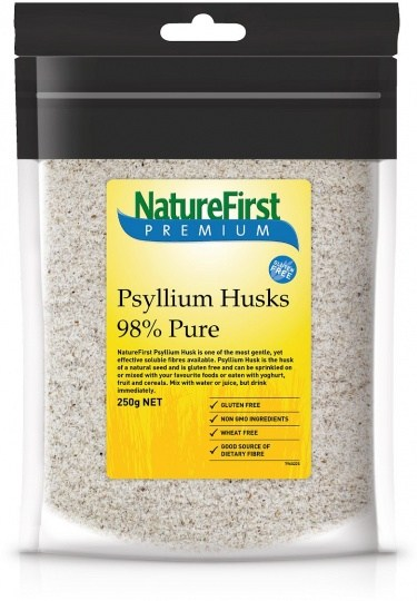 Nature First Psyllium Husks 98% 250g