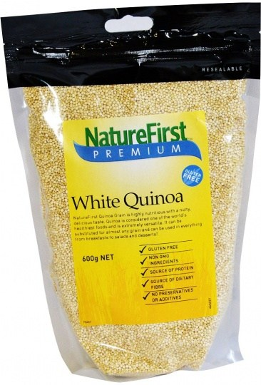 Nature First Quinoa White 600g