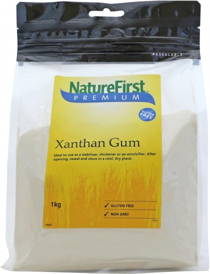 Nature First Refills Xanthum Gum  1kg