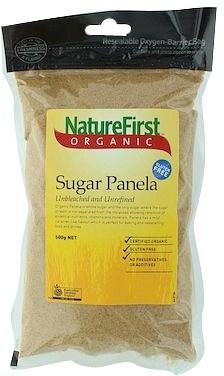 Nature First Sugar Panela Organic 500g