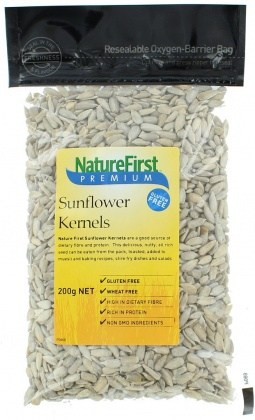 Nature First Sunflower Kernels 200g