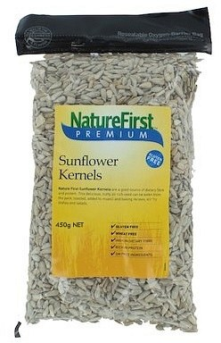Nature First Sunflower Kernels 450g