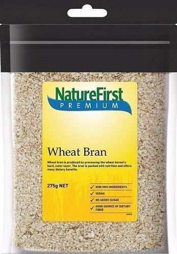 Nature First Wheat Bran 275g