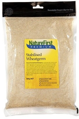 Nature First Wheat Germ Stabilised 500g