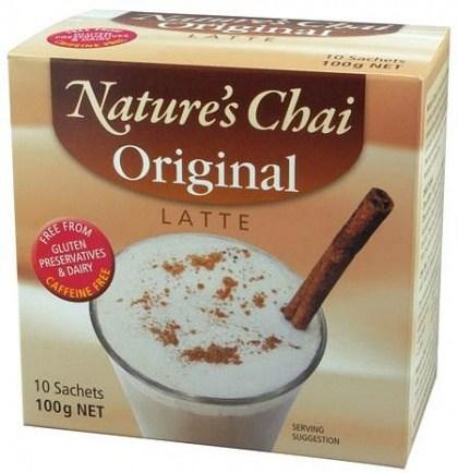 Nature's Chai Original Latte  100g (10sachets)