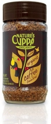 Natures Cuppa Eco Coffee Granules 100gm