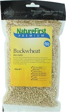 Natures First Buckwheat Kernals 500g