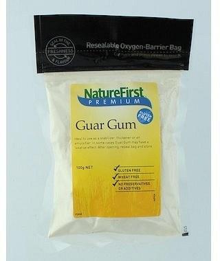 Natures First Guar Gum 100g