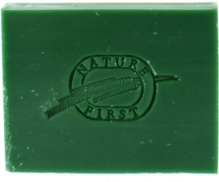 Natures First Soap Avocado (Dark Green) 100gm