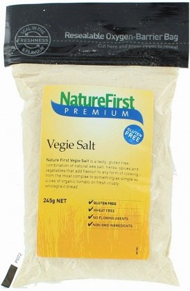 Natures First Vegie Salt   245g