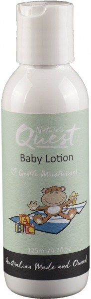 Nature's Quest Baby Moisturising Lotion 125ml