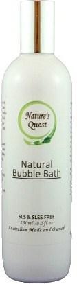 Nature's Quest Bubble Bath 250ml