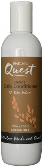 Nature's Quest Daily Conditioner 250ml
