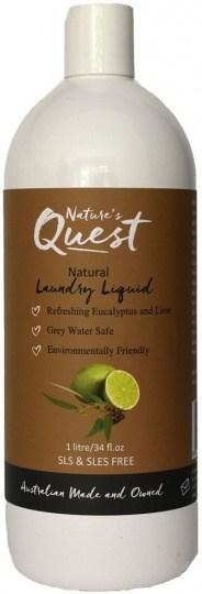 Nature's Quest Laundry Liquid 1L