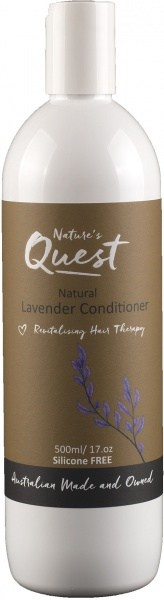 Nature's Quest Lavender Conditioner 500ml