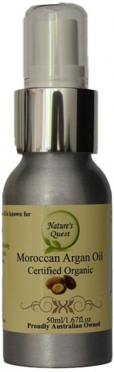 Nature's Quest Moroccan Argan Oil 50ml