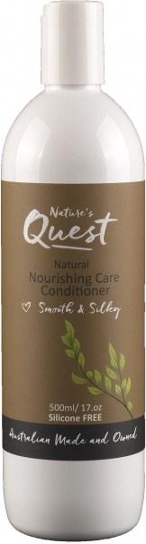 Nature's Quest Nourishing Conditioner  500ml