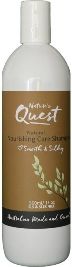 Nature's Quest Nourishing Shampoo 500ml