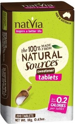 NatVia Sweetener 200Tabs