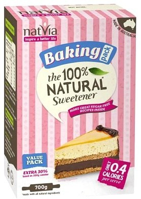 NatVia Sweetener Baking 700g