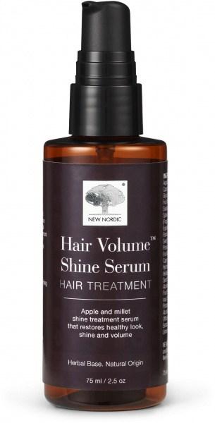 New Nordic Hair Volume Shine Serum 75ml
