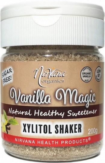 Nirvana Xylitol Vanilla Shaker 200g
