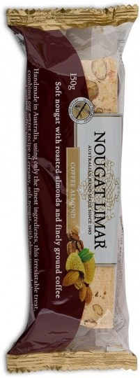 Nougat Limar  Coffee Almond 150g