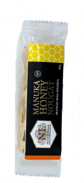 Nougat Limar  Manuka Honey Mango Macadamia 40g