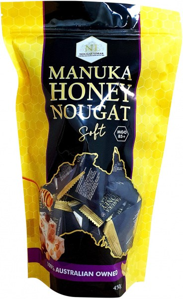 Nougat Limar  Manuka Honey Mix Bag 450g