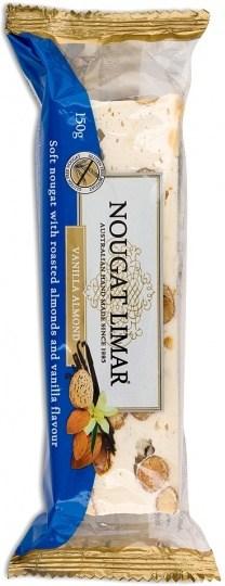 Nougat Limar  Vanilla Almond 150g